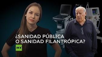 ¿Generosidad o 'lavado de cara'? Polémica en España por las donaciones de Amancio Ortega