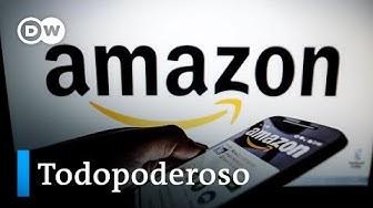 Amazon, Jeff Bezos y la colección de datos | DW Documental