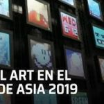 Artistas digitales en CES Asia 2019 – Fractal