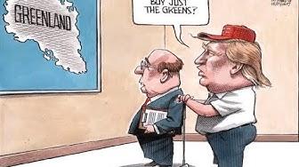 Las Razones por las que Trump quiere comprar Groelandia