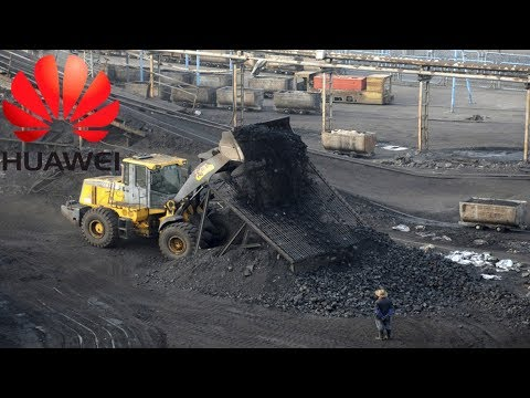 Huawei comenzará aplicar la Tecnología 5G en la Industria de 'minas de carbon'
