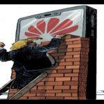 Compañías de EEUU imploran permiso a Trump para venderle a Huawei