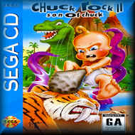 Chuck Rock II – Son Of Chuck