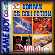 KONAMI GB – Colecciones