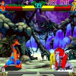 Marvel Super Heroes vs Street Fighter