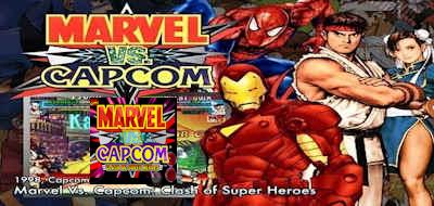 Marvel vs Capcom – clash of super heroes