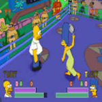 Simpsons, The – Wrestling