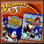 Sonic Pinball Party & Sonic Battle – 2 in 1