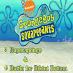 2 in 1 – SpongeBob Squarepants – Supersponge & Battle for Bikini Bottom