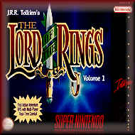 J.R.R. Tolkien's The Lord of the Rings – Volume One