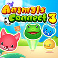 Animals Connect 3