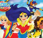 Dc Super Hero Flight School