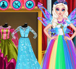 Elsa Save Kingdom By Fashion