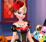 Princess Elsa Halloween Night