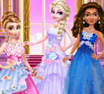 Princess Tulle Dress Art Photo